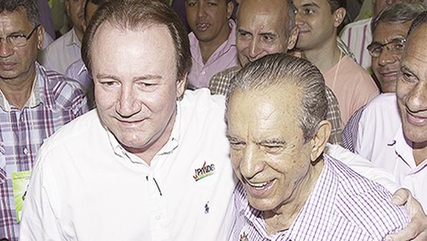 Peemedebista garante que Júnior Friboi só não disputa se morrer ou se perder na convenção