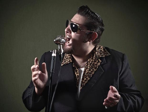 """Ivan Márcio, que estará no 35º Encontro Gaitista, é considerado o primeiro blueseiro brasileiro a ter o privilégio de gravar discos em Chicago, a """"terra do blues"""""""