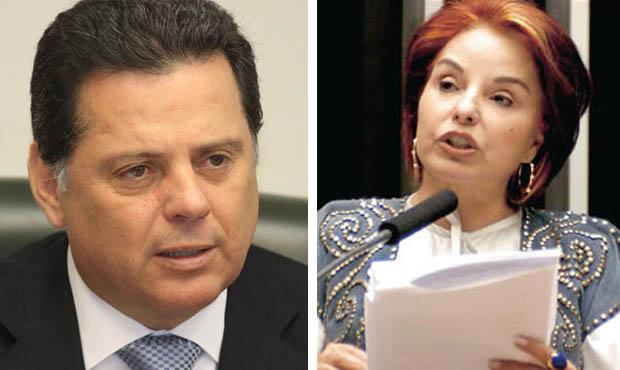 Marconi tem pedido de indenização contra Íris de Araújo negado pela Justiça
