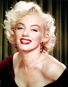 Marilyn Monroe: teve um caso com o diretor Elia Kazan, que avalia que, apesar de ser uma mulher bela e interessante, não era lá essas coisas na cama. Foto: Wikipédia Commns