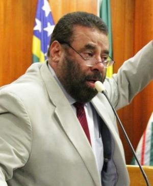 Paulo Magalhães (SDD) é da base e fez críticas sucessivas nessa semana contra presidente da Comurg. Foto: Alberto Maia/Câmara de Vereadores