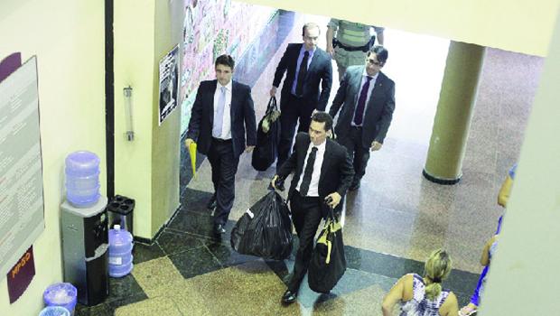 Antônio Perillo, irmão do governador, é denunciado na Operação Poltergeist