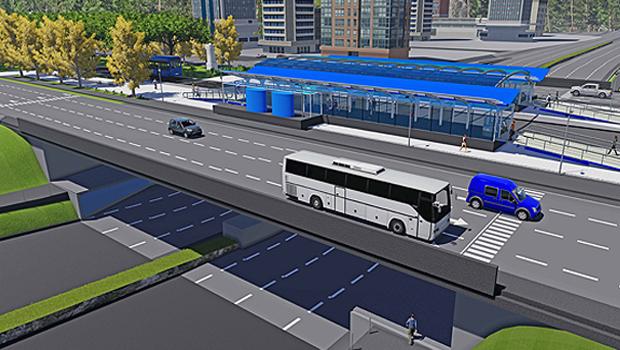 """Luiz Masaru Hayakawa: """"BRT de Palmas é um  projeto de Primeiro Mundo"""""""