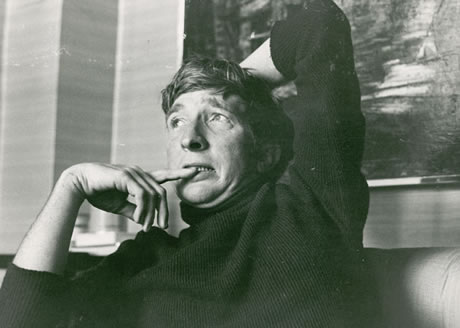 John Updike em 1972 - Foto:  Chris Smith