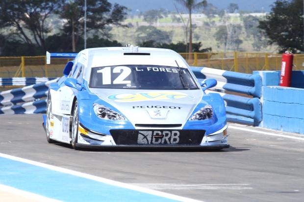 Lucas Foresti deve contar com o apoio de brasilienses que virão assistir à corrida | Foto: Fernando Leite