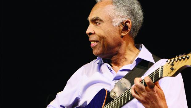 Gilberto Gil: homenagem a um dos artistas mais importantes da história da música brasileira    Foto: Wikipédia Commns