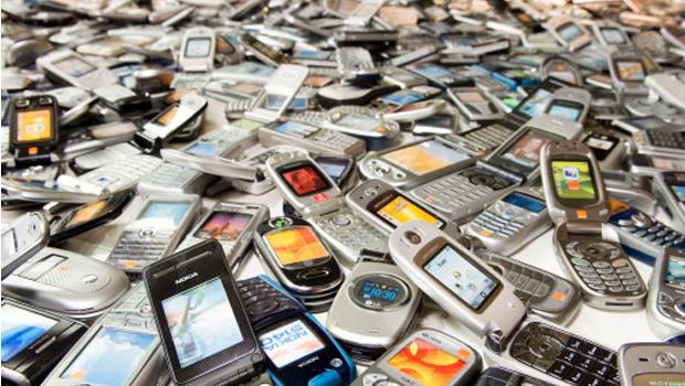 Quantidade de celulares pode chegar ao número de habitantes da Terra em 2014