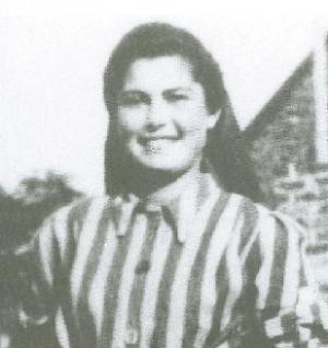 A judia eslovaca Helena Citrónová e o nazista alemão Franz Wunsch se apaixonaram no campo de concentração e extermínio de Auschwitz, mas não tiveram um final feliz /  Foto: Arquivo da família Citrónová
