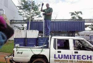 A Lumitech participará da 11° edição do Empório Sebrae e mostrará o processo Papa Lâmpadas, que contribui com o meio ambiente