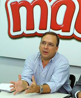 Sandro Mabel: nome forte para o Senado