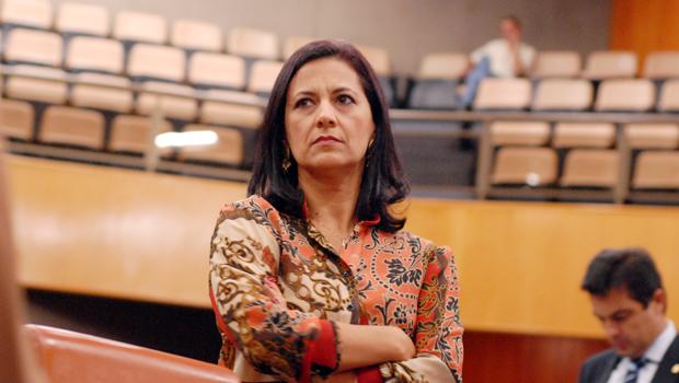 Líder do prefeito na Câmara, Célia Valadão  | Foto: Marcello Dantas/Jornal Opção