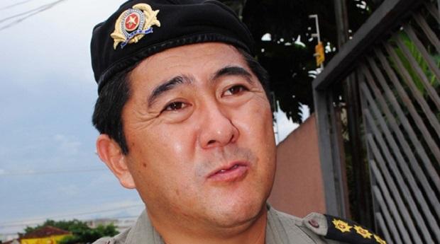 """""""Lutarei até o final para provar minha inocência"""", desabafa coronel Katayama durante audiência"""