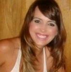 Lucimar Veiga Lobo de Castro, filha da prefeita de Jussara, Tatiana Ranna