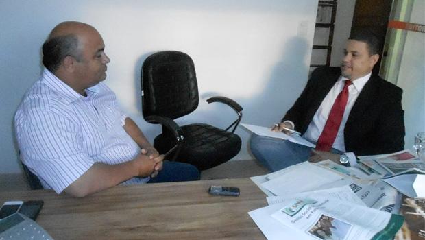 Prefeito de Porangatu diz que Júnior Friboi tem 80% do PMDB