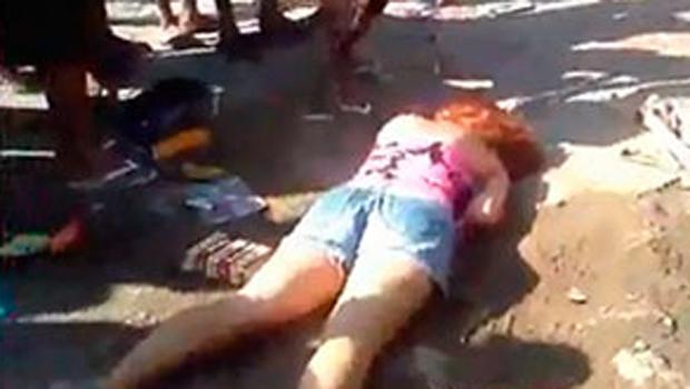 A insanidade do Guarujá comprova: internet mata