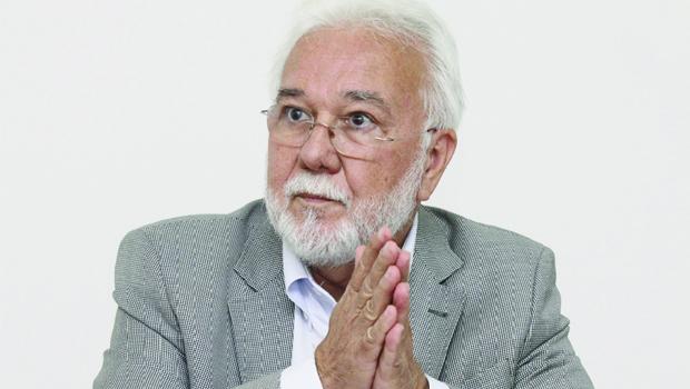 Ex-secretário de Desenvolvimento Urbano Sustentável Nelcivone Melo: o projeto da prefeitura  vai beneficiar a população com equipamentos necessários a ela