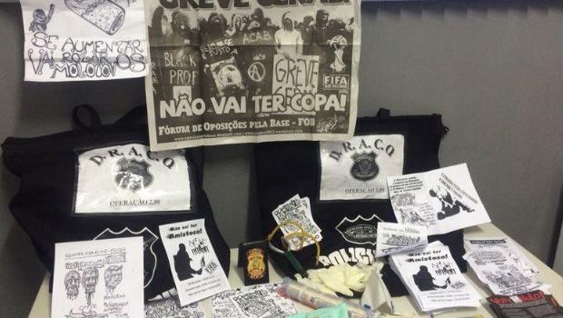 Instituições e entidades goianas se manifestam contra a Operação R$ 2,80
