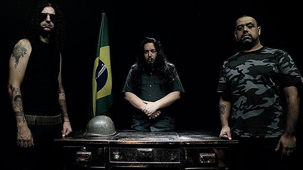 A banda Torture Squad se apresenta nesta sexta-feira (2/5) no Tattoo Rock Fest