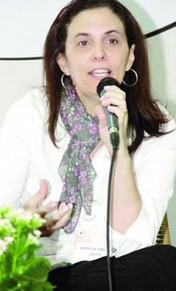 Escritora-empresária Patrícia Secco: R$ 10 milhões captados no Ministério da Cultura e produção de literatura infanto-juvenil em ritmo industrial