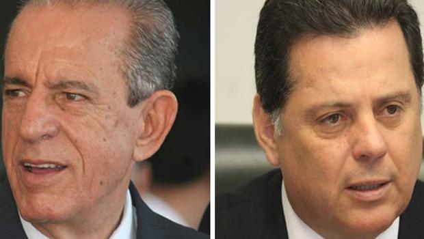 Iris Rezende figura em primeiro, com 34,5% das intenções, acompanhado na margem de erro pelo governador Marconi Perillo (33,9%), o que indica possibilidade de segundo turno