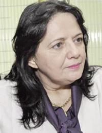 Ex-prefeita Valderez seria  vice na chapa dos governistas / Foto: Ângelo Bomfim