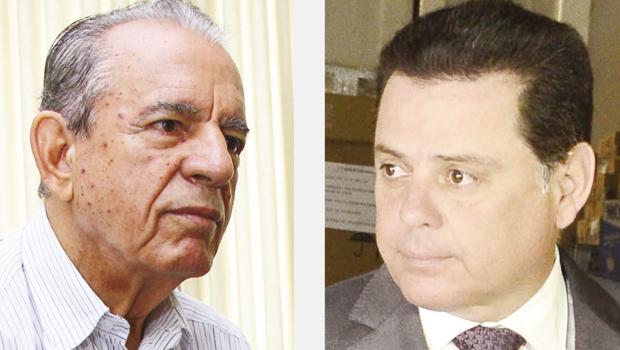 Iris Rezende, o velho, tenta submeter Antônio Gomide e Vanderlan Cardoso, que representam o novo