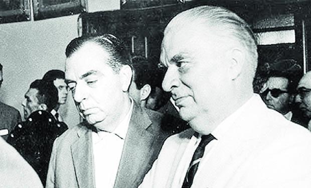 Mário Filho e o irmão Nelson Rodrigues: enquanto Nelson buscava o épico, Mário cultivava o humano