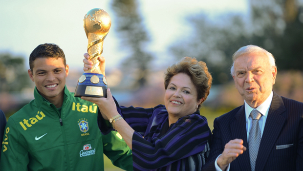 Dilma: Brasil está preparado para um maravilhoso espetáculo