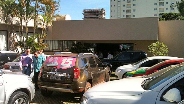 Ainda sem data, equipe de Iris Rezende define local da largada eleitoral
