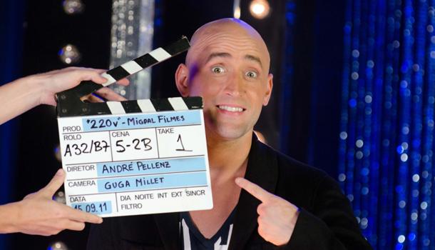 Comediante Paulo Gustavo traz suas seis mulheres aos palcos de Goiânia