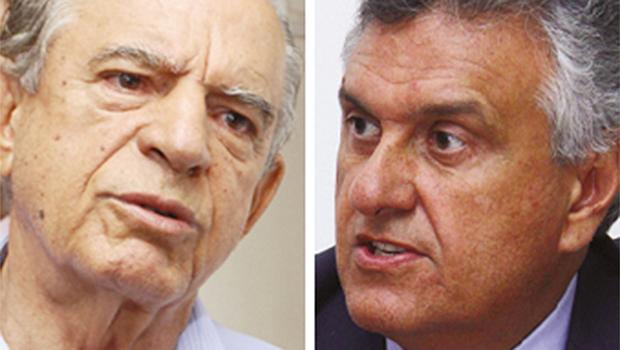Prefeitos do DEM reiteram apoio a Marconi caso possível aliança Caiado-Iris seja confirmada
