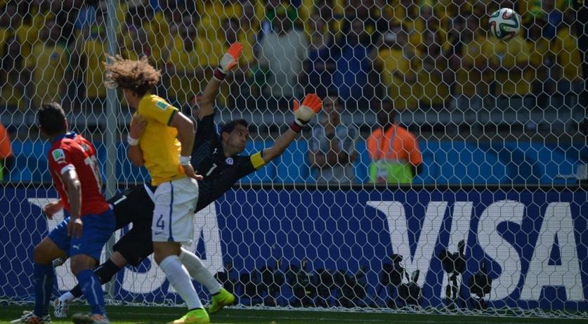Em um jogo cheio de emoções, Brasil derrota Chile
