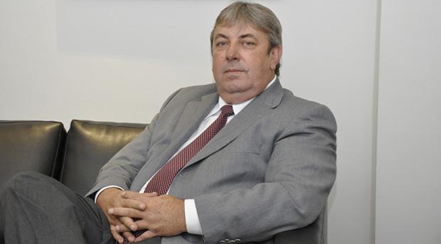 Pré-candidato a deputado federal, José Mário Schreiner deixa presidência da Faeg