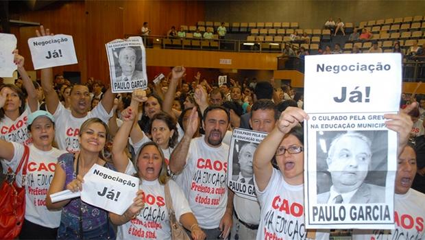 Simsed distorce informação sobre criação de cargos na Câmara por Paulo Garcia