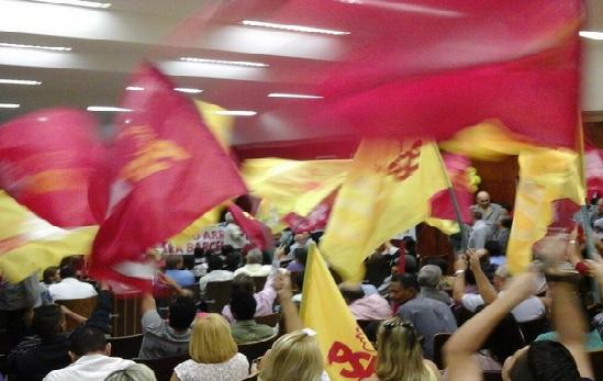 Campos e Marina são aguardados para convenção que vai homologar Vanderlan como candidato a governador