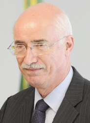 Embaixador da Irlanda, Frank Sheridan | Fábio Rodrigues Pozzebom/ABr
