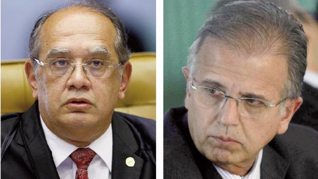 Antes, o ministro Gilmar Mendes foi constrangido por Lula da Silva; agora, foi a vez do ministro José Múcio