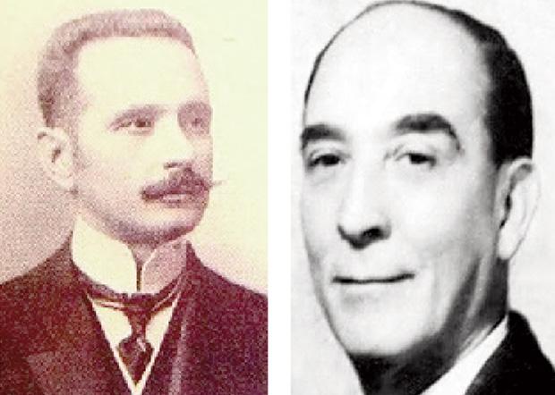 Totó Caiado, avô de Ronaldo Caiado Pedro Ludovico, o histórico guru de Iris Rezende