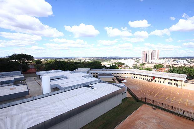 Complexo terá 26 mil m²