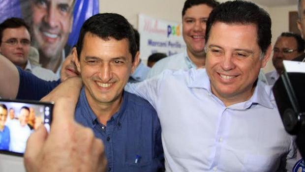 Marconi Perillo fala de apoio de prefeitos da oposição em Anicuns