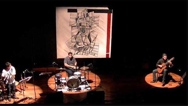 Instrumentistas goianos do Brasil In Trio apresentam CD de inéditas na Argentina e no Chile