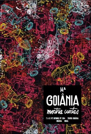 Identidade visual da mostra é assinada pelo artista Oscar Fortunato | Foto: Reprodução/Site