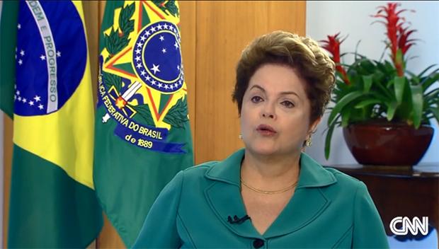 """""""Meus pesadelos nunca foram tão ruins"""", diz Dilma sobre derrota da seleção brasileira"""