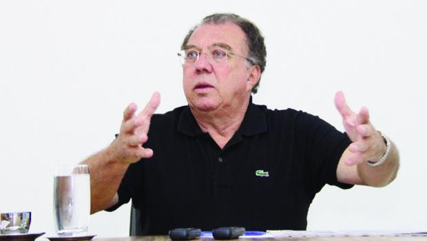 """""""O PMDB está minguando com Iris e Marconi vai  ganhar a eleição de novo"""""""