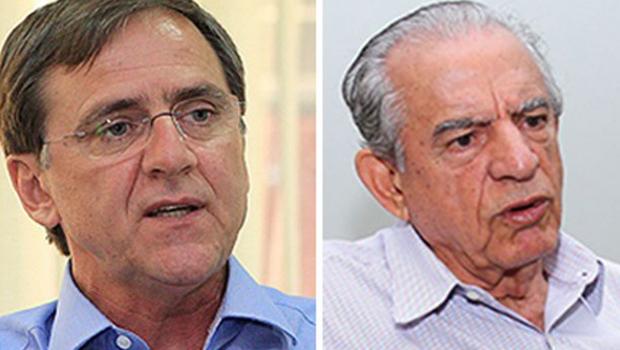 Antônio Gomide e PT goiano formalizam apoio à candidatura de Iris Rezende