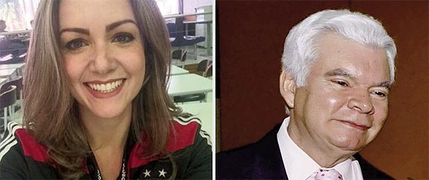 A jornalista Gabriela Valente entrevistou Bill O'Dwyer e o tomou por um nativo alemão: erro induzido | Fotos: Twitter e Divulgação
