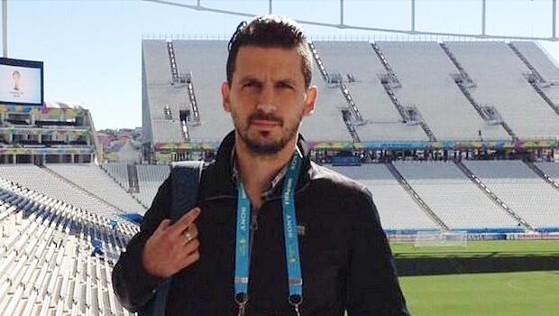 Jornalista argentino que cobria Copa no Brasil morre em perseguição policial