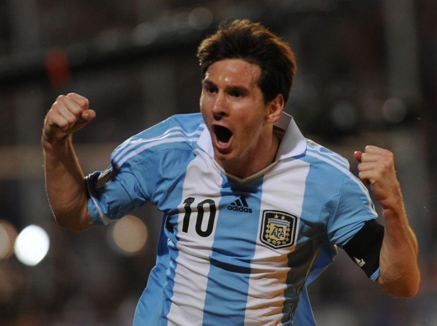 Argentinos apostam em Messi mas admitem que é difícil ganhar da Alemanha