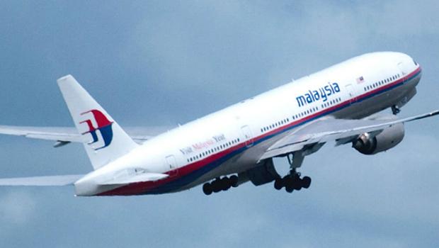 Boeing 777 da Malaysia Airlines caiu na quinta-feira, no leste de Donetsk, na Ucrânia, região de conflitos | Foto: Reprodução/Internet