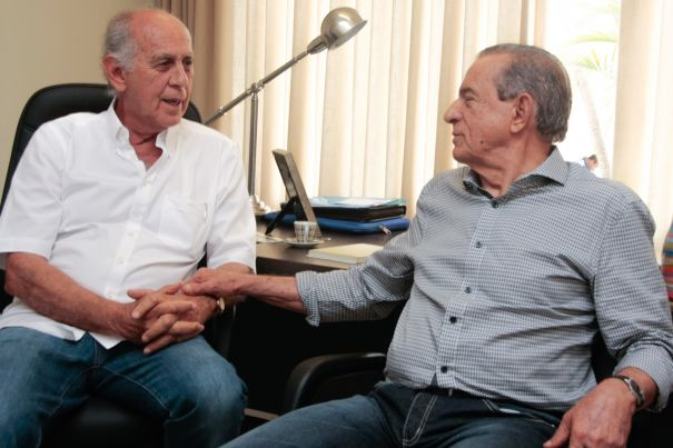 Irismo planejou sacrificar Mauro Miranda na questão da delação da Odebrecht